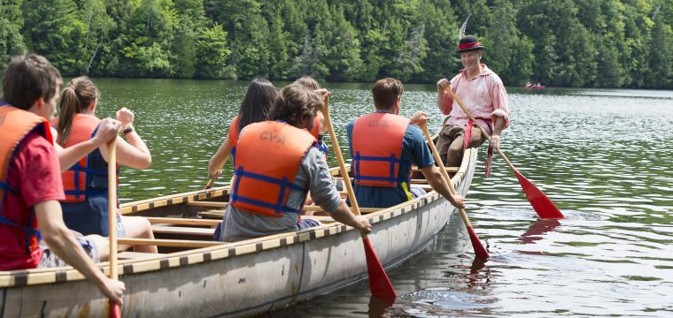 Ottawa River Voyageur Experience
